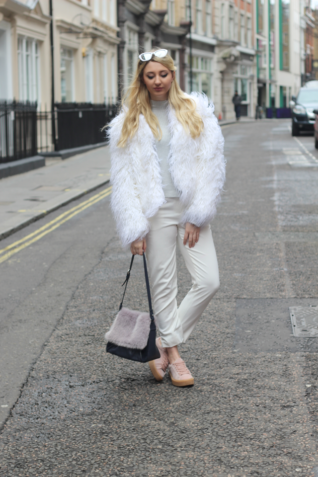 lfw in the style fashion blog