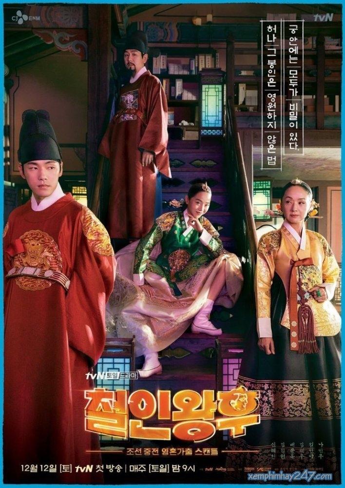 http://xemphimhay247.com - Xem phim hay 247 - Công Chúa Khó Gần (2020) - Mr. Queen (2020)