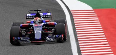 Fórmula Uno: Hartley reemplazará a Gasly en Toro Rosso para el GP de Estados Unidos