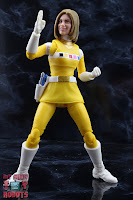 Power Rangers Lightning Collection In Space Yellow Ranger 46