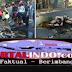 Laka Lantas Mengakibatkan Korban Hangus Terbakar,Berikut Video Kejadianya