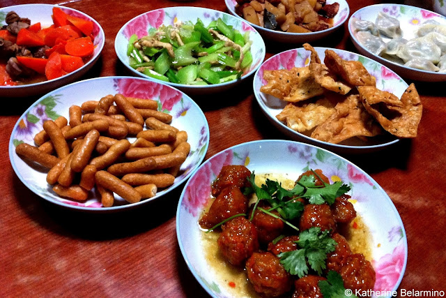 Homemade Meal on Beijing Food Tour China