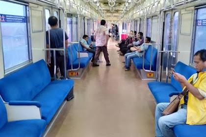 Ada Pengeras Suara Di Kereta Commuter Line, Ini Fungsinya !