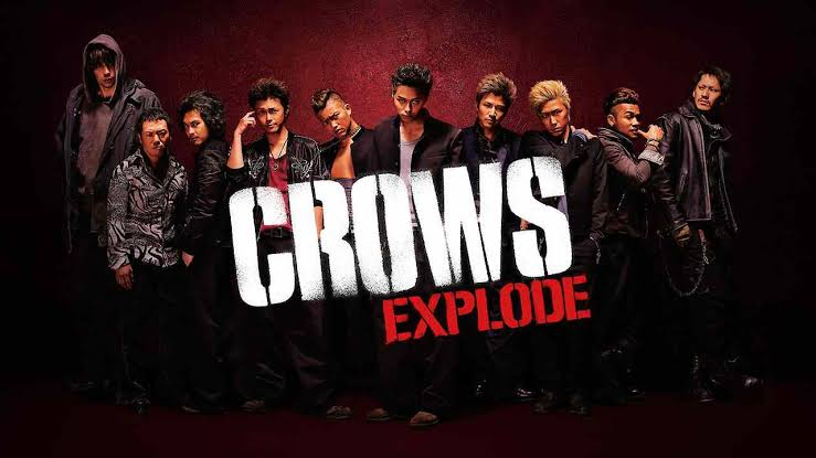 Crows Explode (2014) Bluray Subtitle Indonesia