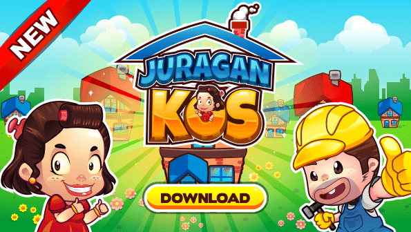 Juragan Kos MOD APK versi Terbaru Unlimited Money