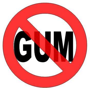 Resultado de imagen de no gum