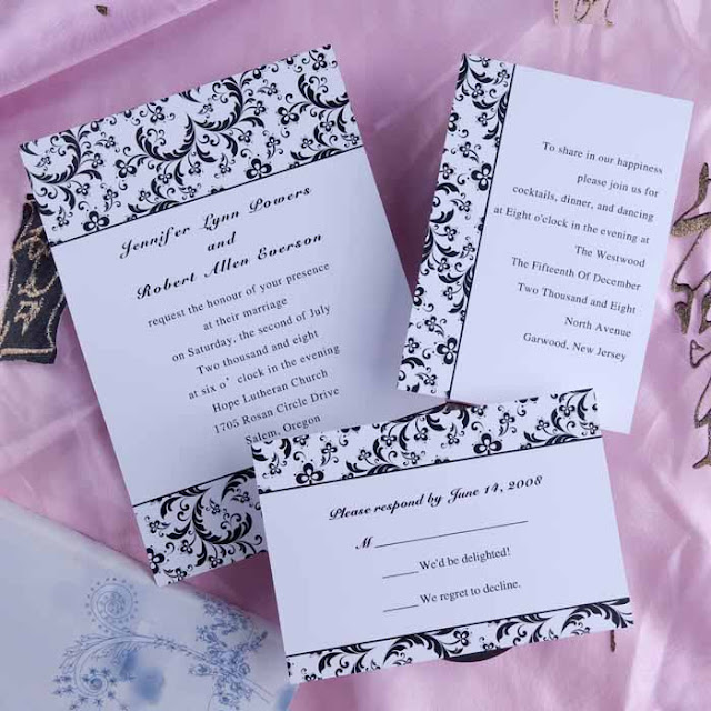 Cheap Wedding Invitations Packages Online