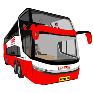 Download IDBS Bus Simulator Terbaru v2.8 Mod Apk