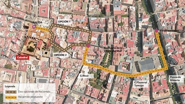 Posible nueva Carrera Oficial en Almería