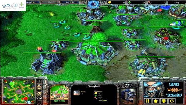 تحميل لعبة وار كرافت كاملة برابط مباشر للكمبيوتر Download warcraft