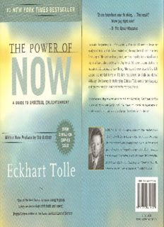 The Power of Now: A Guide to Spiritual Enlightenment in pdf