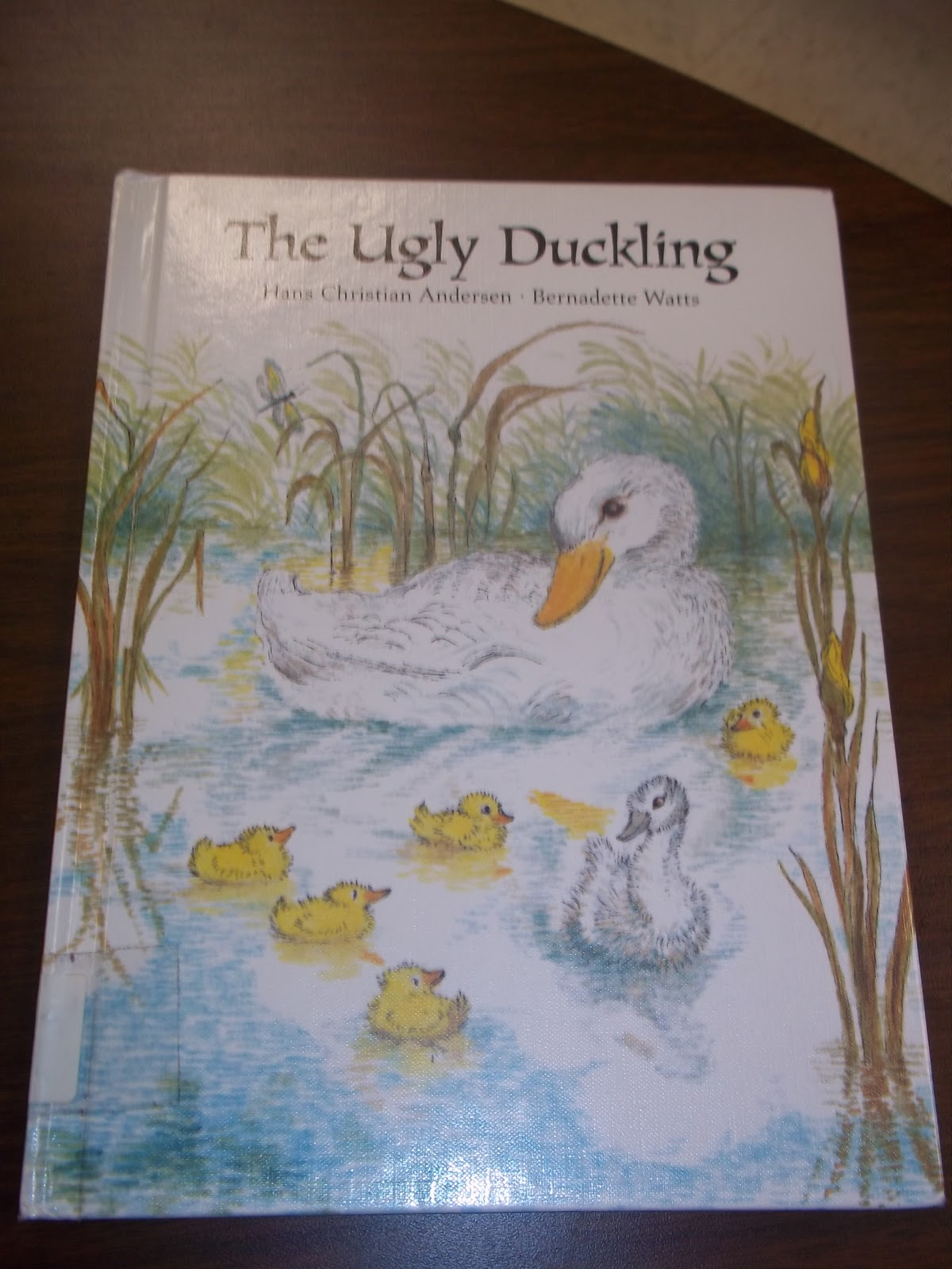 Mrs Wood S Kindergarten Class The Ugly Duckling