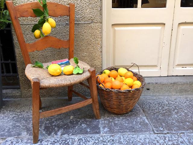 Cytrynty  i pomarańcze