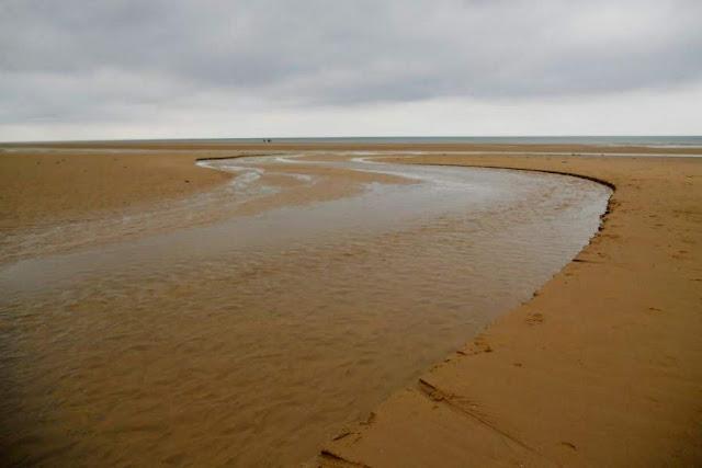 Paris to Normandy Road Trip: Omaha Beach