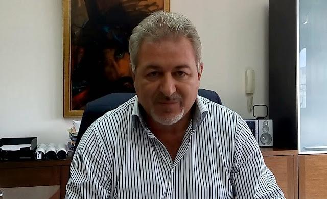 Μήνυμα του Προέδρου της ΠΕΔ Ηπείρου και Δημάρχου Ηγουμενίτσας κ. Ιωάννη Λώλου