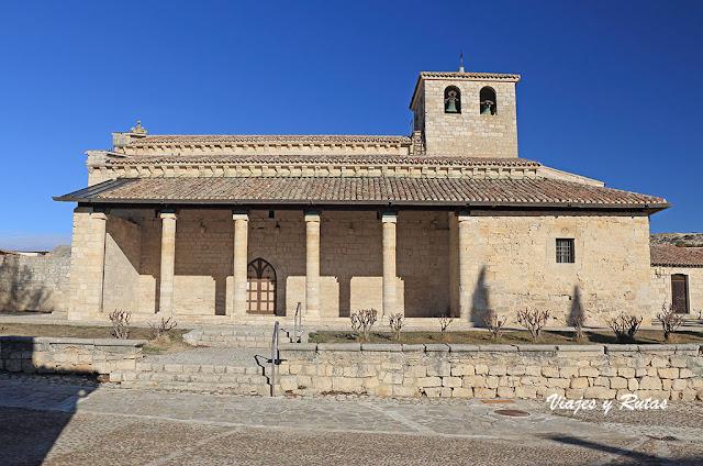 Visita a Santa María de Wamba