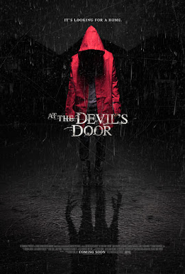 At the Devil's Door Poster