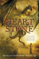 heartstone by elle katharine white book cover
