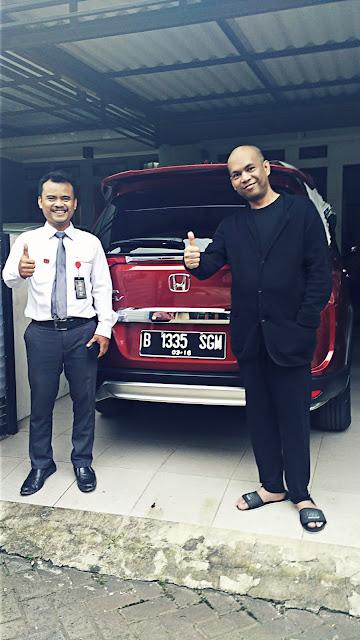 Sales Mobil Honda