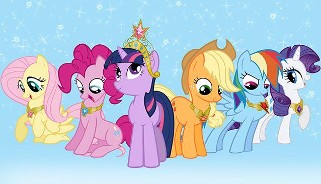 My little ponies having sex foto 88