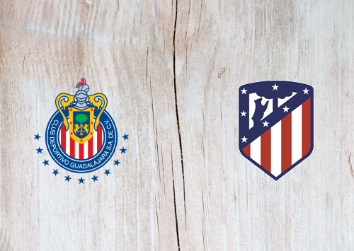 Guadalajara vs Atlético Madrid -Highlights 24 July 2019
