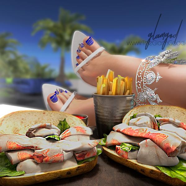 21.444 Lobster in Ibiza