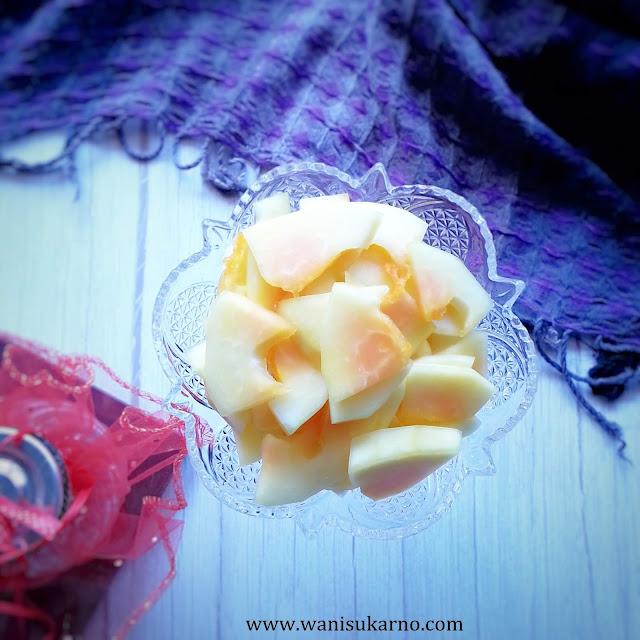 Homemade Jeruk Betik Yang Mudah, Rangup Dan Senang Sangat ( Buat Sendiri Di Rumah )