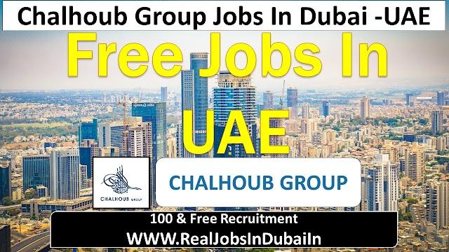 Chalhoub Group Careers Jobs In Dubai - UAE 2020