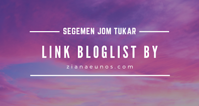 Segmen Jom Tukar Link Bloglist