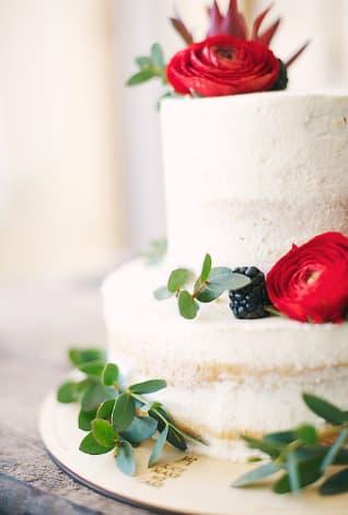 bolo decorado para festa