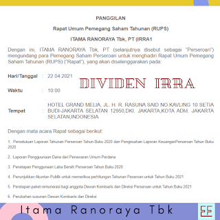 IRRA 2021