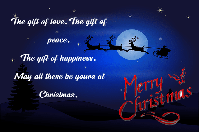 Christmas Festival Images With Quotes