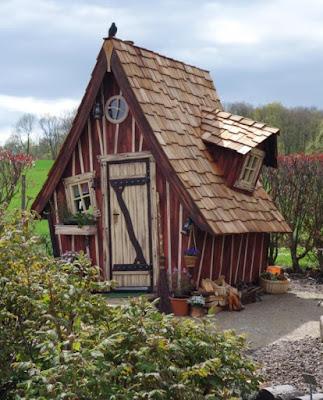 Zauberhaftes Märchenhaus