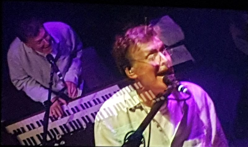 Steve Winwood an der Orgel Tollwood 2017