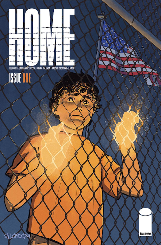 Home Comic to Feature Jacoby Salcedo Variant Covers