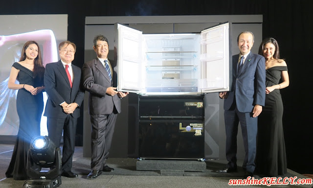Mitsubishi Electric LX Grande Refrigerator More Than Just A Food Storage