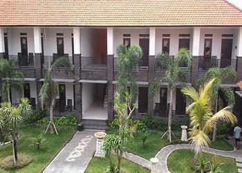Harga Penginapan Murah Di Hotel Diana 2 Denpasar Pulau Bali