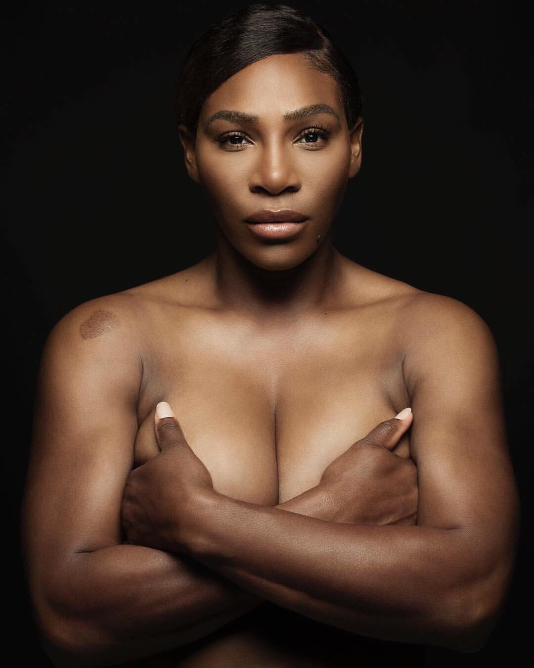Serena Williams Nude Boobs