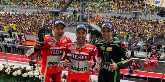 Permainan Team Order di MotoGP