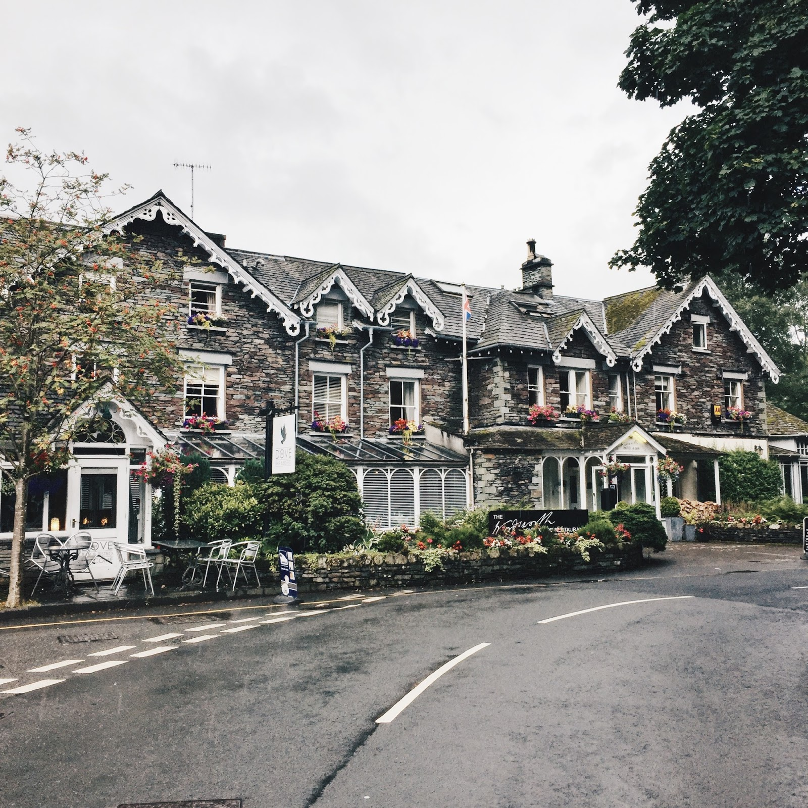 Grasmere Village, Lake District - Life in Excess Blog