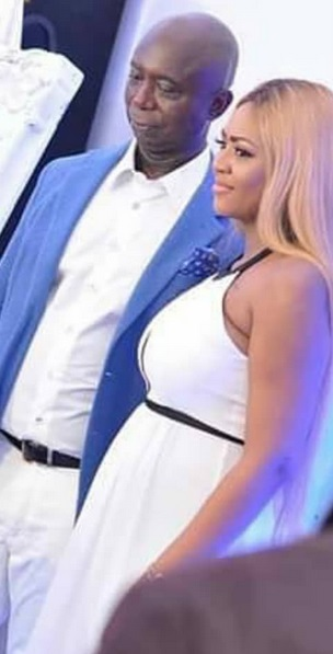 re%2B2 - Images from Regina Daniels and Ned Nwoko's son naming ceremony...