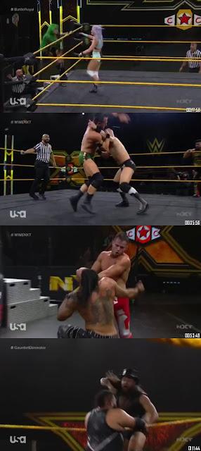 WWE NXT HDTV 480p 23rd Sep 2020 300MB || 7starHD