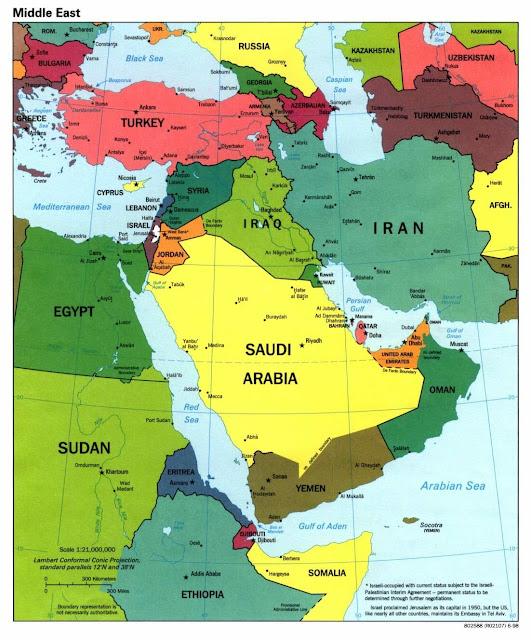 Mapa De Oriente Medio El Creciente Fertil.Cuaderno De Ambito Sociolinguistico El Creciente Fertil