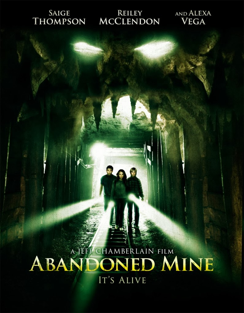 The Best Deaths: Abandoned Mine Movie Review