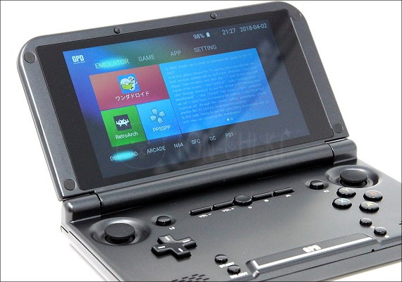 GPD XD Plus,