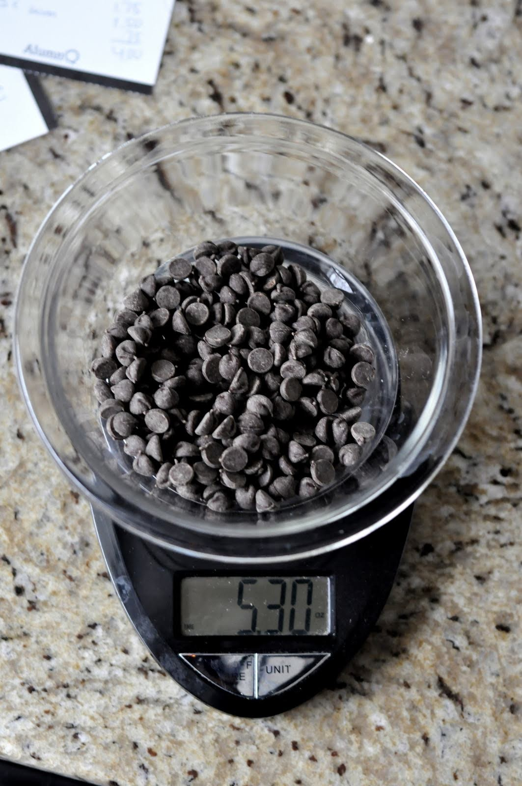 Dark Chocolate Chips | Taste As You Go