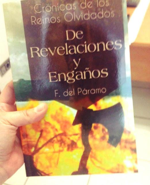 Al al venta: Crónicas Reinos Olvidados De Revelaciones y engaños. Libro. Portada
