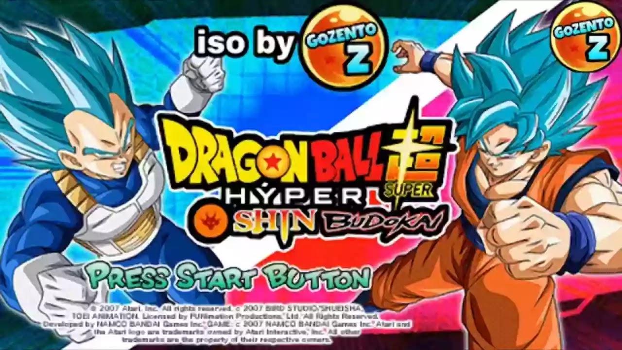 DBZ Shin Budokai 2 Mod Download