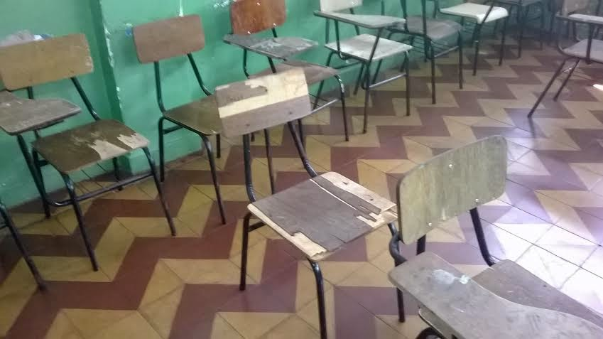 Resultado de imagem para fotos reforma do colegio municipal sao joao batista jeremoabo