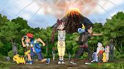 Capitulo 38 Serie Viajes Pokémon: ¡La restauración milagrosa y el Pokémon Fósil!